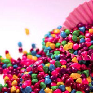 Blended Food Colors