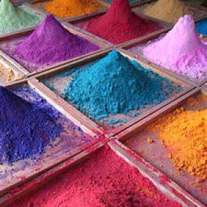 Blended Food Colours